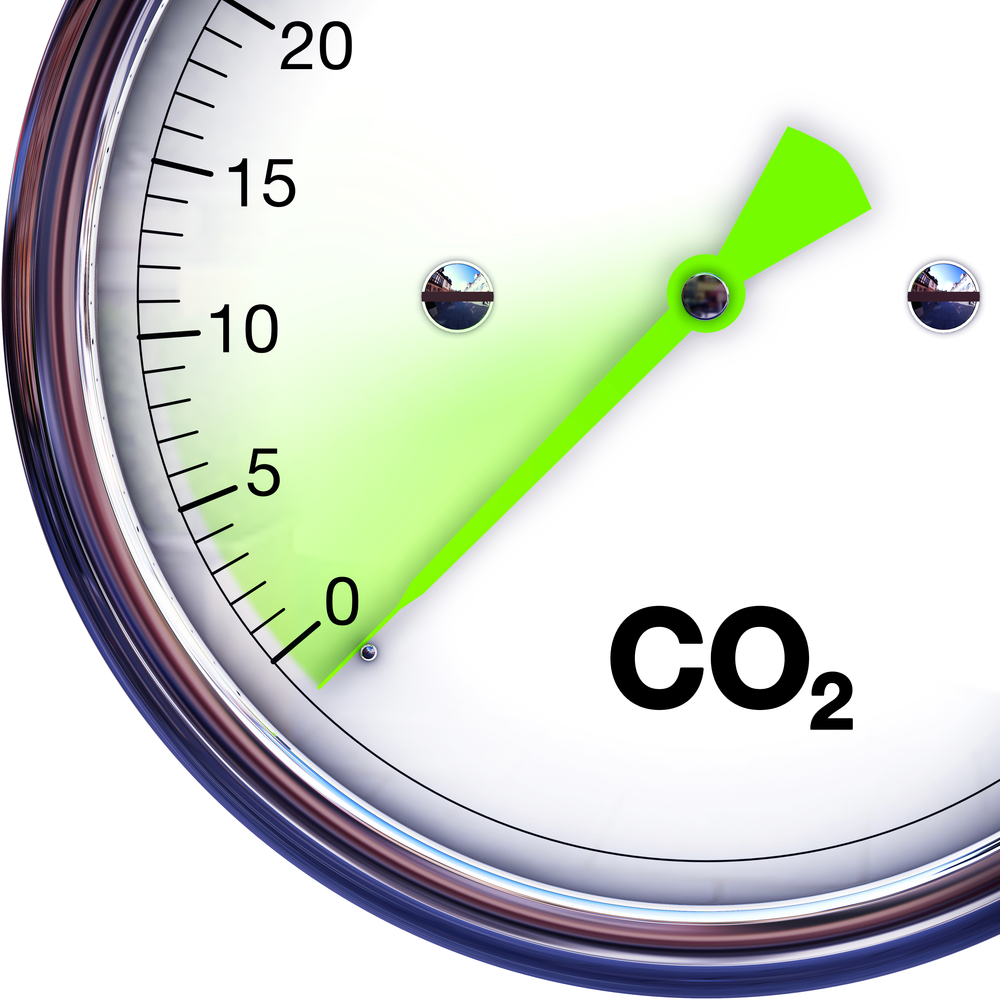 Carbon dioxide is an effective fire suppression agent