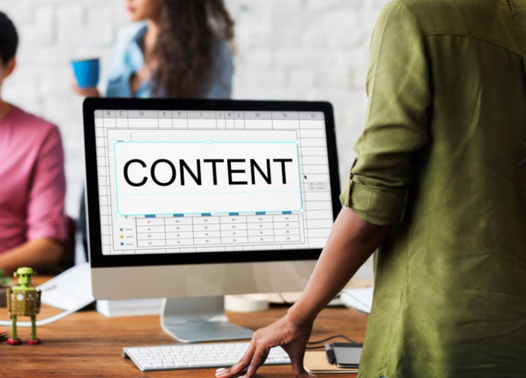 Produce compelling content for your fire sprinkler installation company blog