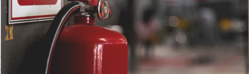 6 Types of Fire Extinguishers