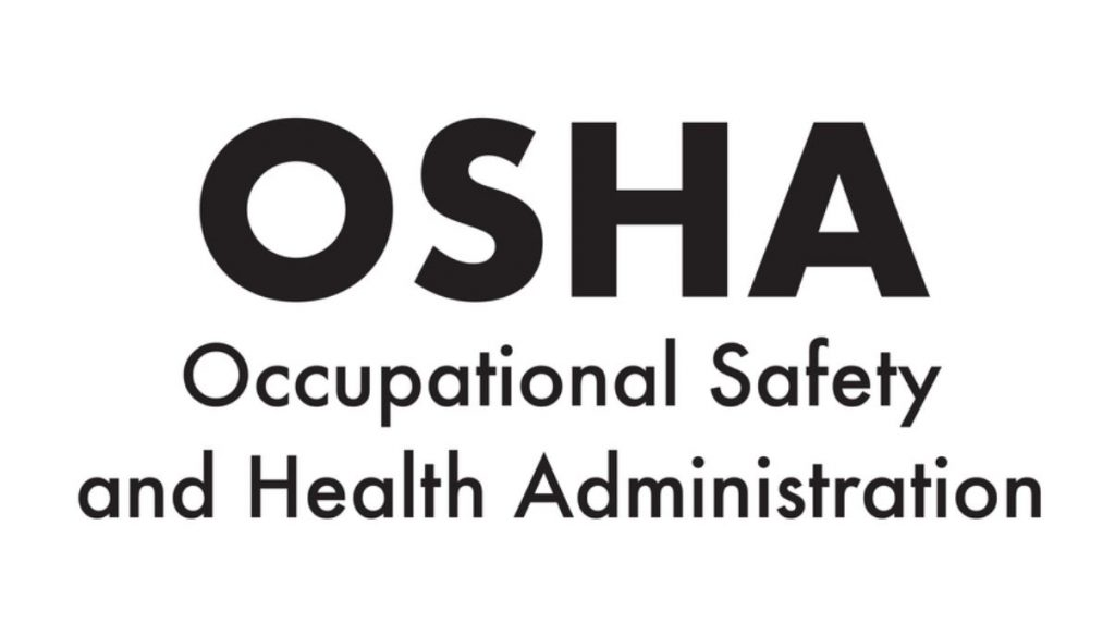 Occupational Safety and Health Administration(OSHA)