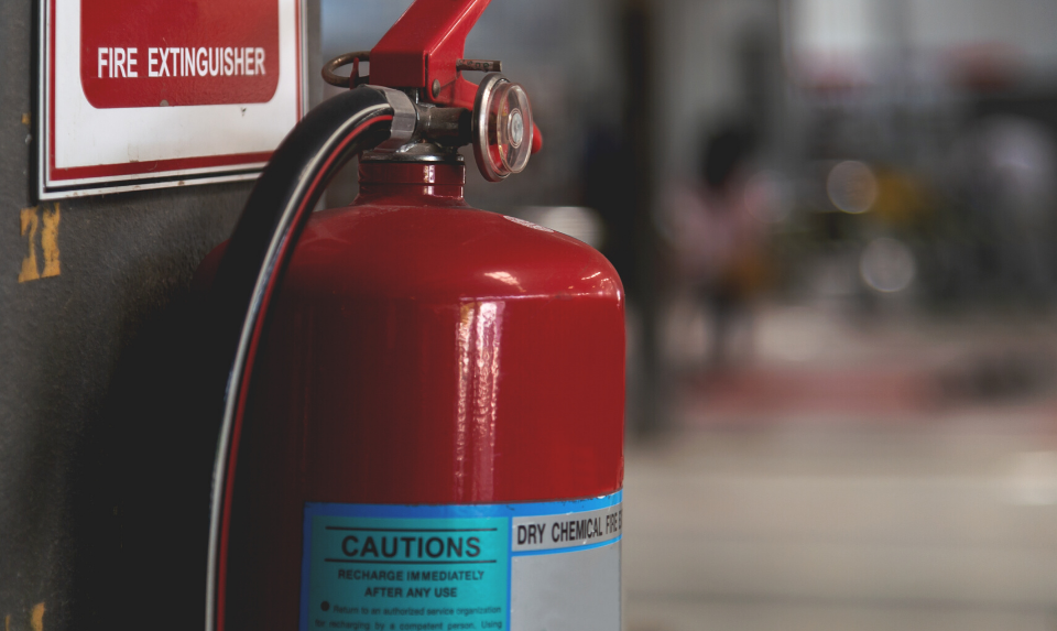 You should immediately recharge a fire extinguisher after each use.