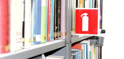 Safety Tips: Fire Extinguishers for Schools